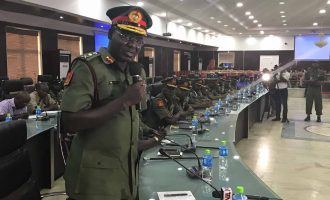 'Soldiers will be tough this time' — Buratai warns 'election riggers'