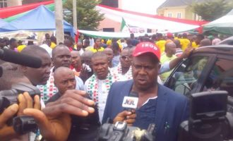 'Soldiers harassing us' — PDP leaders in Bayelsa cry out