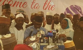 'He's the most qualified' — two PDP reps endorse Gbaja
