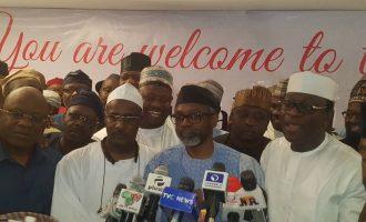 Gbaja: Why I want to be speaker