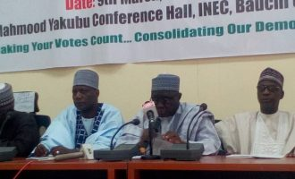 INEC resumes collation of Bauchi governorship results