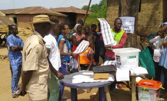 We were trained to transmit results electronically, says INEC technical officer