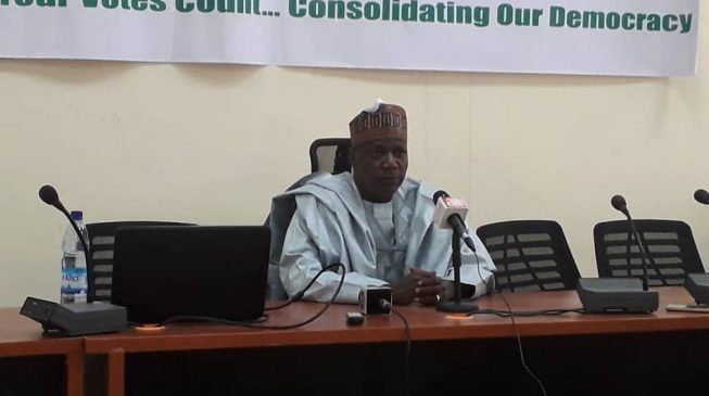 INEC suspends collation of Bauchi guber poll results