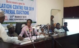 PDP agents storm out of Kano collation center as INEC set to declare winner