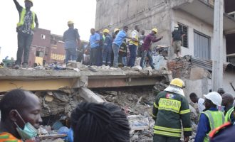 'One tragedy too many' — Sanwo-Olu speaks on collapsed building