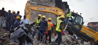 Group seeks coroner's inquest into Lagos building collapse