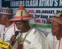 Coronavirus: Miyetti Allah asks members to shut cattle markets
