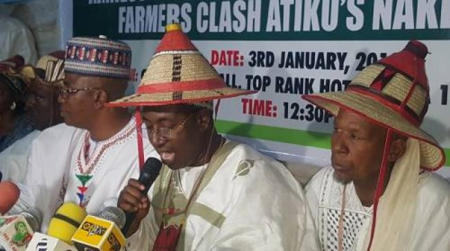 Group accuses Miyetti Allah of heating up the polity
