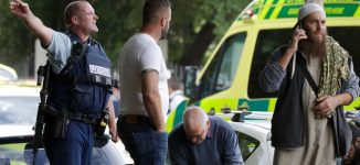 49 killed as gunman invades New Zealand mosques (updated)