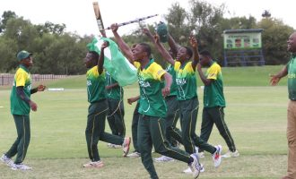 Nigeria makes history, picks its first ever Cricket World Cup slot