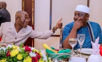 Okorocha: Oshiomhole has reduced APC to a regional party