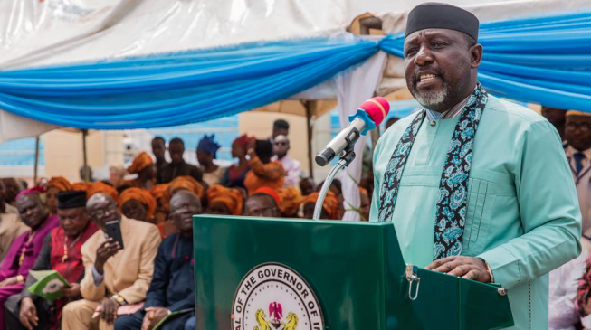 Okorocha: APC might be no more by the time Buhari's tenure is over