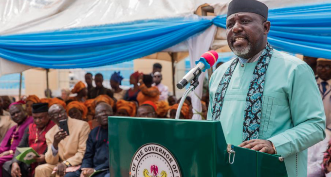 INEC: Okorocha will get a certificate of return on one condition