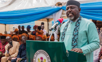 Igbo presidency doesn't exist, says Okorocha