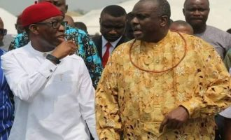 Deltans wise choice saved us from conflict, says Ibori on Okowa's reelection