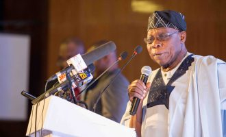 Jonathan: Obasanjo has been a great asset to Nigeria