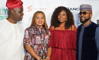 The weekend Nollywood took over Hollywood