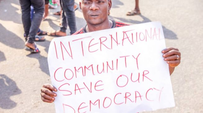 A word on the Nigerian 'activist'