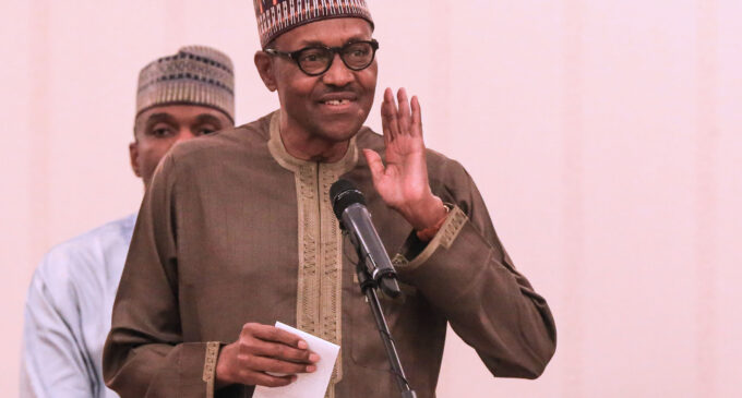 Buhari: I'm going slowly because I want to survive