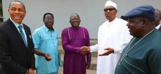 Unveiling to Buhari, the real sense of belonging Nigerians yearn for