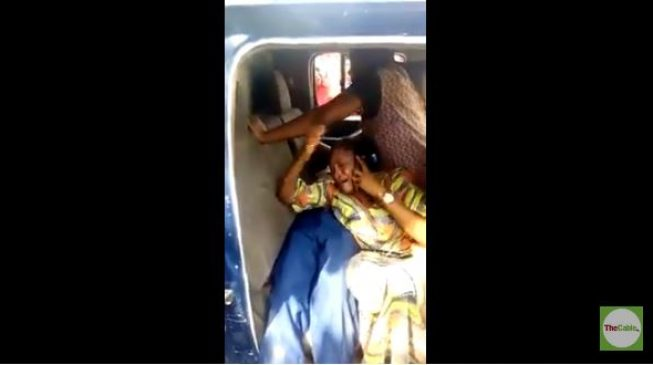 VIDEO: 'How I was deceived after policemen killed my husband' — widow of slain NSCDC official speaks
