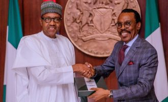 Rewane committee submits minimum wage report to Buhari