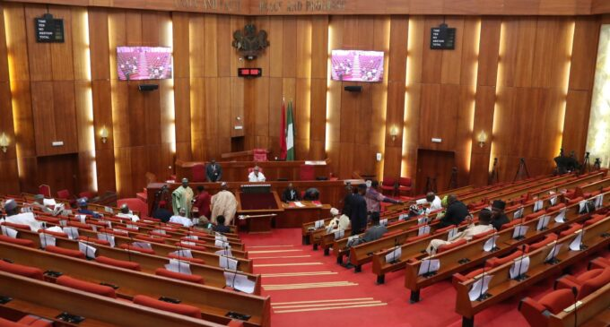 MURIC lied… n'assembly under Saraki approved $1bn for arms, says aide
