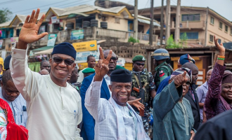 How Osinbajo delivered Ogun despite governor's rebellion