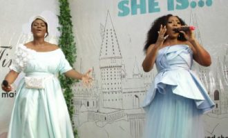 PHOTOS: Guests bring modern-day fairy tale to life at 'She Is' premiere