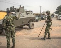 Army rejects indicting report on Rivers polls, slams INEC, police