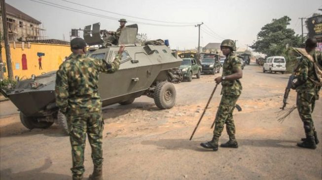 Falana: Soldiers can't be deployed to enforce lockdown