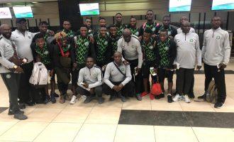 Awoniyi, Nwakali top Olympic Eagles' squad for Libya clash