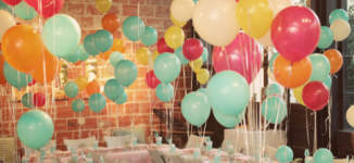 How to organise a surprise birthday party for bae on a budget