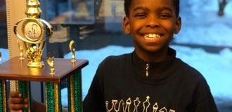 Tani, 8-year-old Nigerian chess Whizz, raises $100,000 in 48hrs