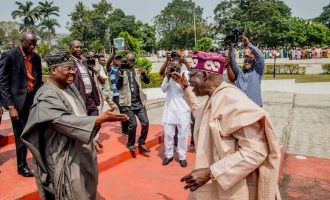 Tinubu: My relationship with Ajimobi remains solid