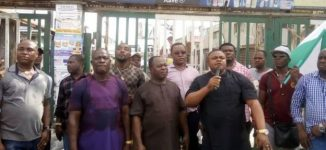 Lagos trade fair complex shut down to 'prevent forceful takeover'