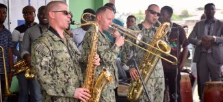 US band: Sharing the same music culture with Nigeria is something special