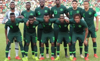 FIFA rankings: Nigeria drops a spot on the globe, remains 3rd in Africa