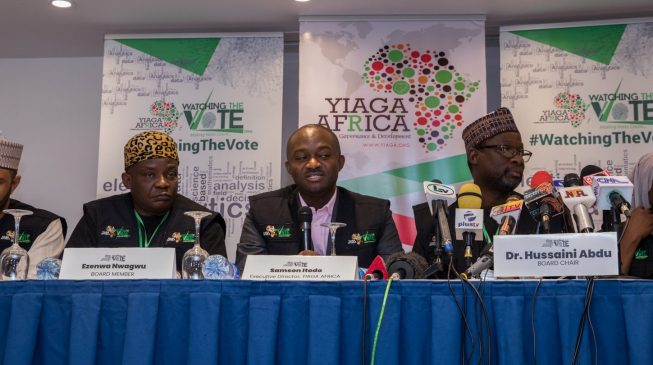 YIAGA: Supplementary poll impunity is an indication of democratic recession in Nigeria
