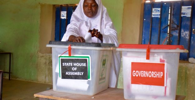 How Nigerians elected governors, state lawmakers
