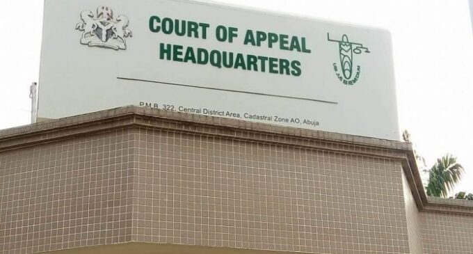 Politics and the court of appeal
