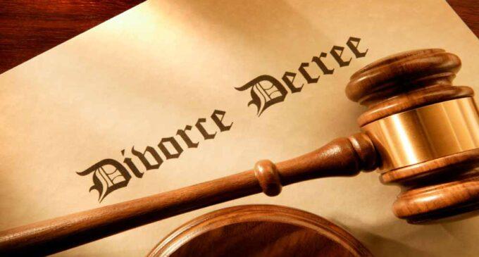 The rate of divorce in Nigeria