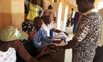 INEC set to complete Rivers poll, blames soldiers for delay