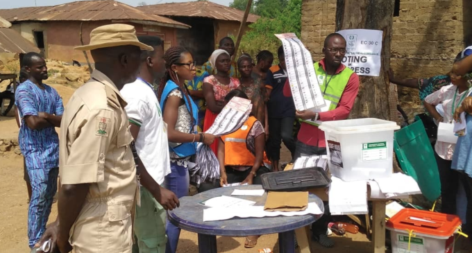CDD: 2019 elections reversed the progress of 2011, 2015 polls