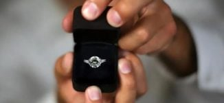POLL: Ladies, would you say 'Yes' if he proposed without a ring?