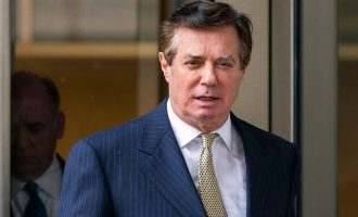 Trump's ex campaign chairman jailed for fraud