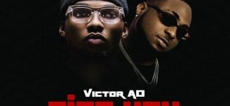 WATCH: Davido and Victor AD team up for 'Tire You'