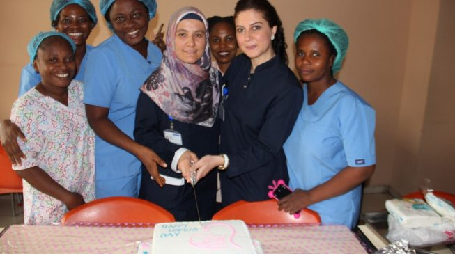 PHOTOS: Nizamiye Hospital celebrates International Women's Day