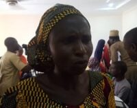 'Please, release my daughter' — Chibok parent begs Shekau