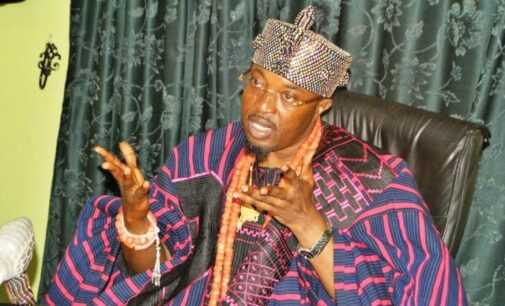 Oluwo: Why I beat up another monarch at peace meeting